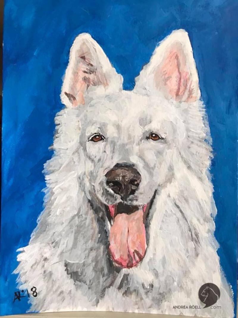 Animal Portraits Paintings